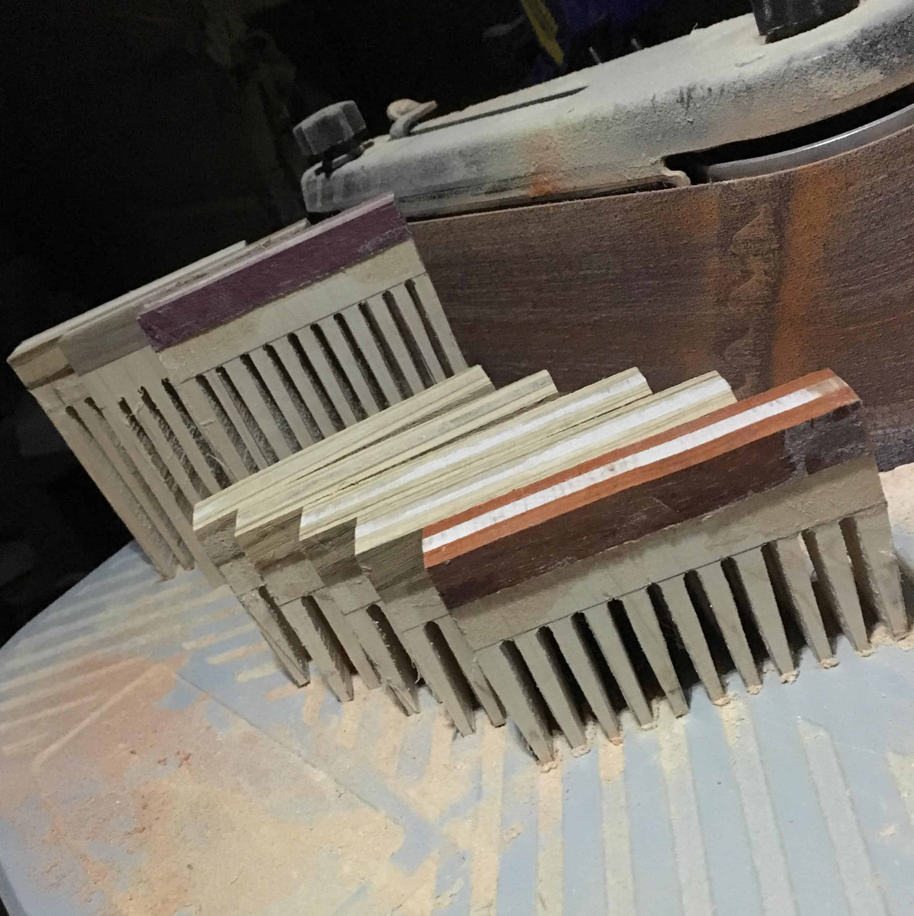 Woodsmanknowles Beard Comb-Probably The No1 Best Handmade Beard Comb Available 2